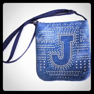 "Girls' Justice Initial ""J"" Bag"